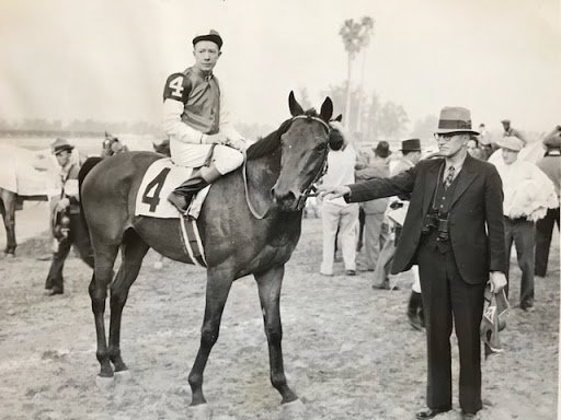 Seabiscuit – American Horse Of The Year 1938